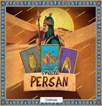 tarot persan